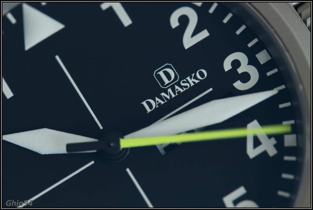damasko - [Revue] Damasko DA36  893775Logo