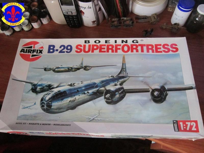 B-29 au 1/72 d'Airfix 895524IMG35931