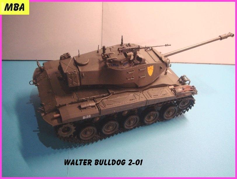 USM4143 Char Walter Bulldog au 1/35 ème AFV club 896018WalterBulldog201
