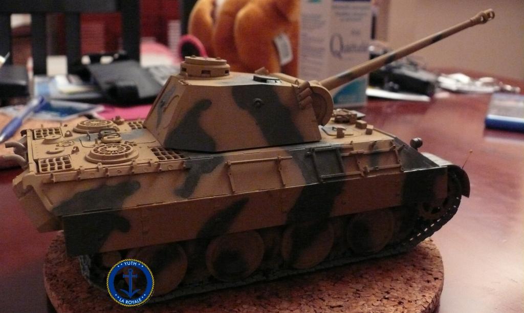 Panzerkampfwagen Panzer V Panther Ausf D. - Page 4 896791panther12