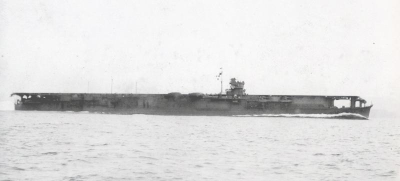 JAPON PORTE-AVIONS CLASSE ZUIHO 897066Soryu1938