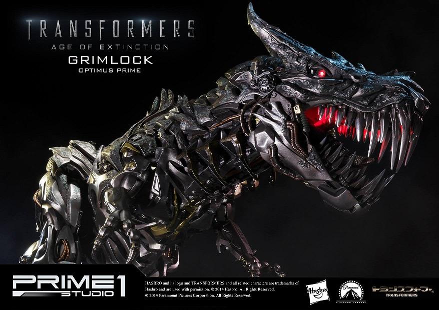 Statues des Films Transformers (articulé, non transformable) ― Par Prime1Studio, M3 Studio, Concept Zone, Super Fans Group, Soap Studio, Soldier Story Toys, etc - Page 2 898136Prime1StudioMMTFM05GrimlockOptimusPrimeStatue331410887635