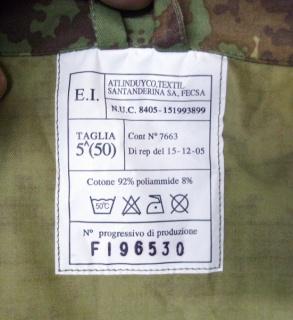 Vegetato camo display 899508ital122