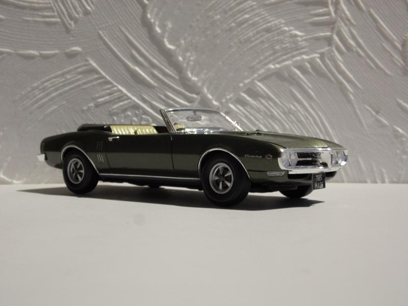 Pontiac Firebird 68 cab. (Fini)  - Page 2 899919SAM3971