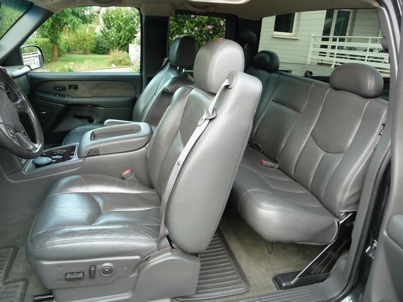 Chevrolet Silverado V8 5,3L 2003 900574P1030378