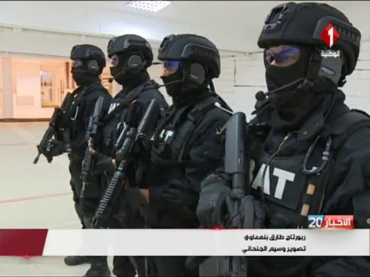Armée Tunisienne / Tunisian Armed Forces / القوات المسلحة التونسية - Page 9 900855vlcsnap2017031821h45m07s398