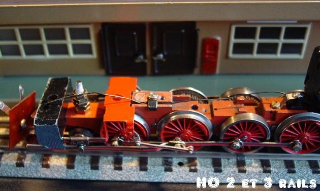 Survol de la production  901933SchnabelMarklinBR06verte4r