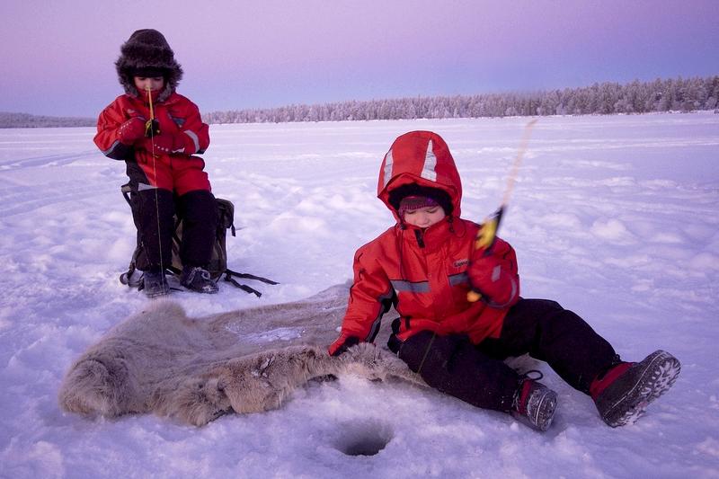 Laponie finlandaise: à la recherche du père Noël 903841317b