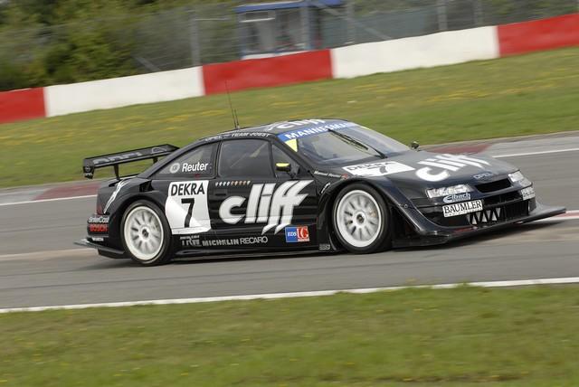 AVD Oldtimer Grand Prix : Opel célèbre sa victoire au championnat ITC de 1996 avec une Calibra V6 904777CalibraV6251919