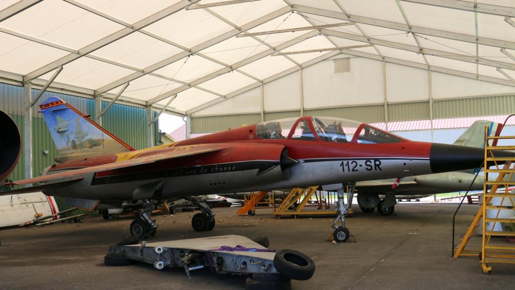 Musée de l'aviation - Aérodrome de Lyon Corbas - LFHJ - Page 2 905165IMG0082
