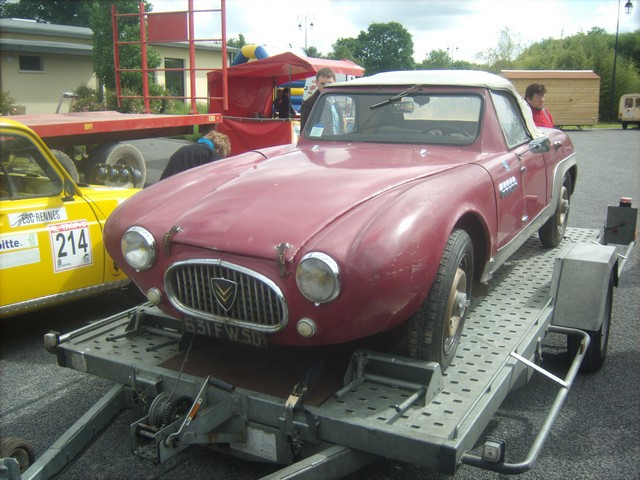 Viking Club 2CV 15éme Rencontre 2012 Domjean (Manche 50420) 908417Jun21635