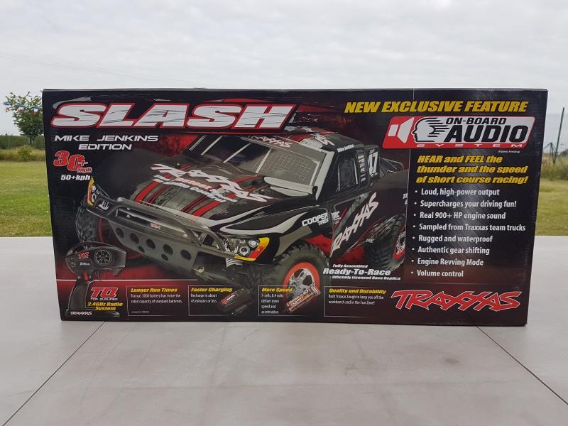 Traxxas Slash OBA 2WD (les VXL /4X4 / Platinium et tout autres sont bienvenu dans ce sujet). 90971420170617101639