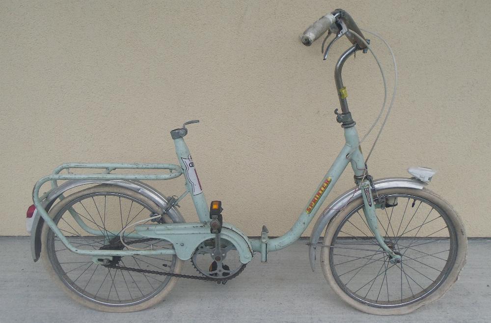 Mini Vélo Pliant Sprinter 9098329900