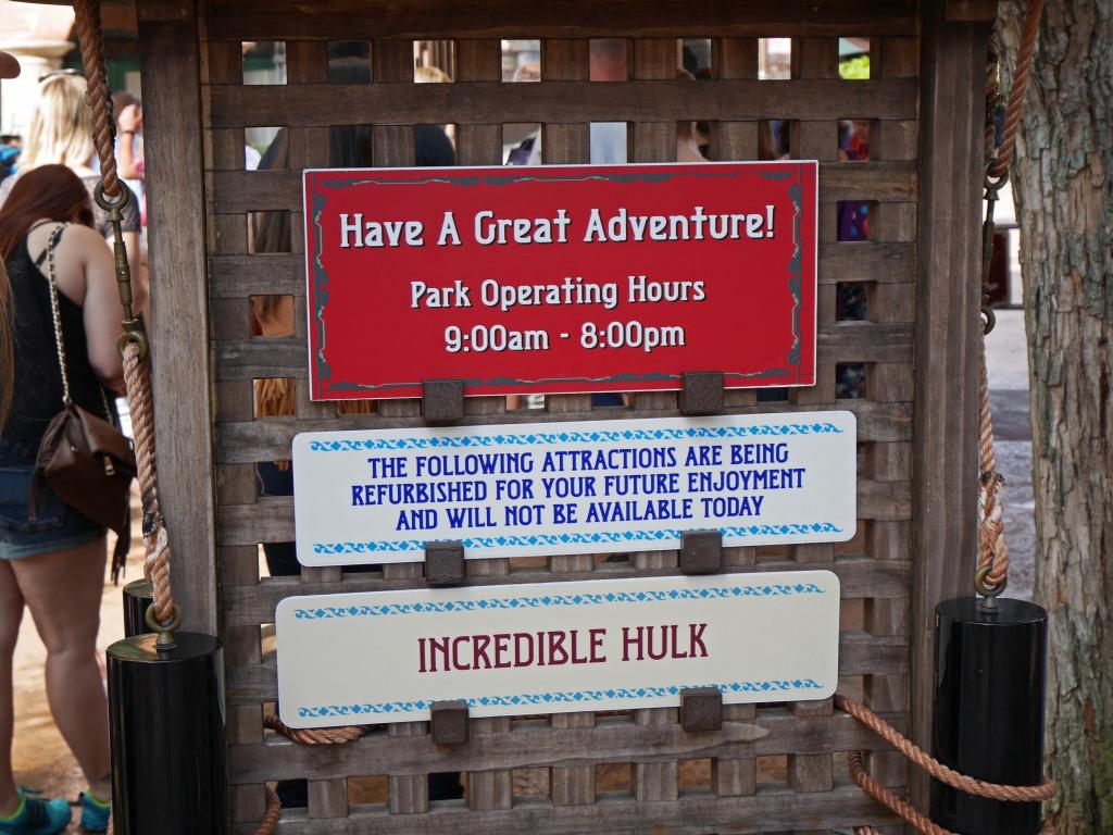 Une lune de miel à Orlando, septembre/octobre 2015 [WDW - Universal Resort - Seaworld Resort] - Page 11 910599P1100233