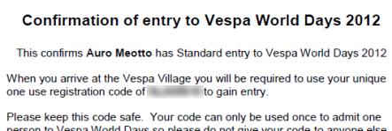 vespa world days 2012 - londre - 14-17 juin 910628vwd2012ticket