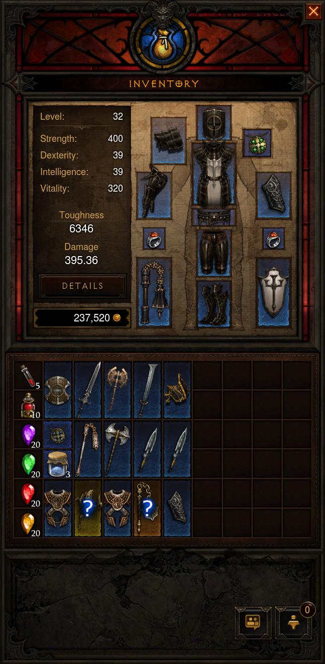 Reaper of souls nouvelle extension de Diablo III 910754816