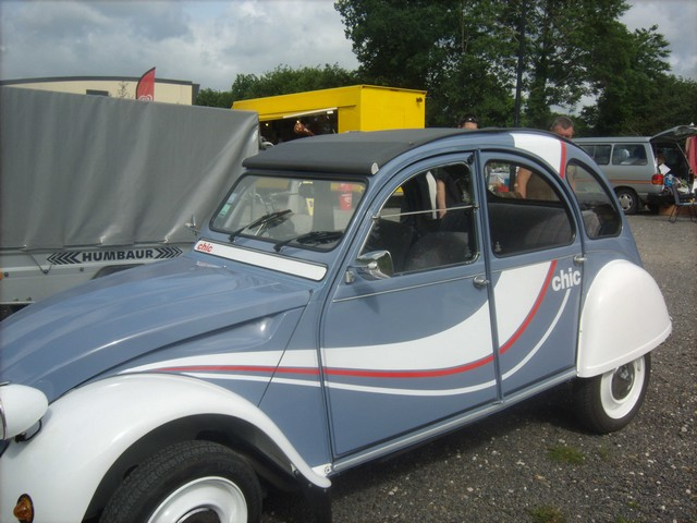 Viking Club 2CV 15éme Rencontre 2012 Domjean (Manche 50420) 910835Jun21623