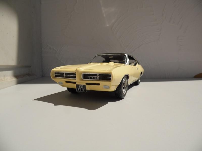 Pontiac GTO 69. 911116SAM3785