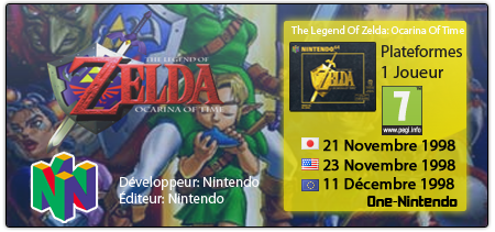 The Legend Of Zelda: Ocarina Of Time | N64 911488oot