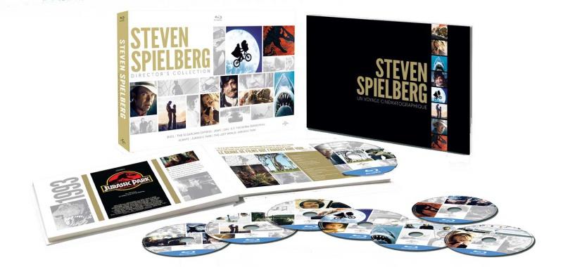 Coffret Bluray Steven Spielberg le 04 nov (video exclusive) 911523Packshot3DCoffretSpielberg