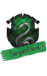 Poudlard - Serpentard