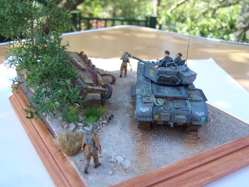 """Churchill mk3* """"Bas de Brieux"""", Normandie  Aout 44 9118791005987"""