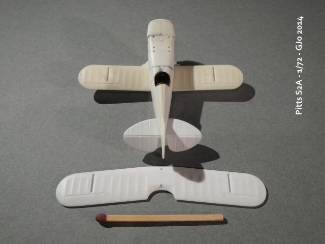 Trois bricoles pour un Pitts - kit LS - 1/72 911921Pitts7205