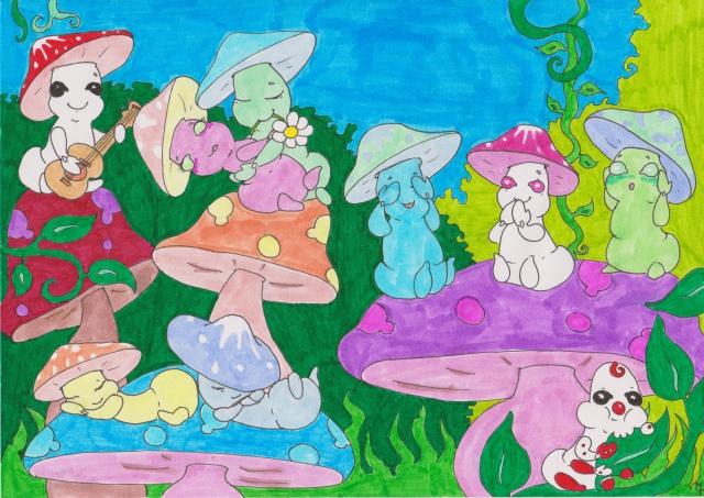 Concours dessin Tendres Chimères: Résultats page 8 !! - Page 5 913013MickOze001