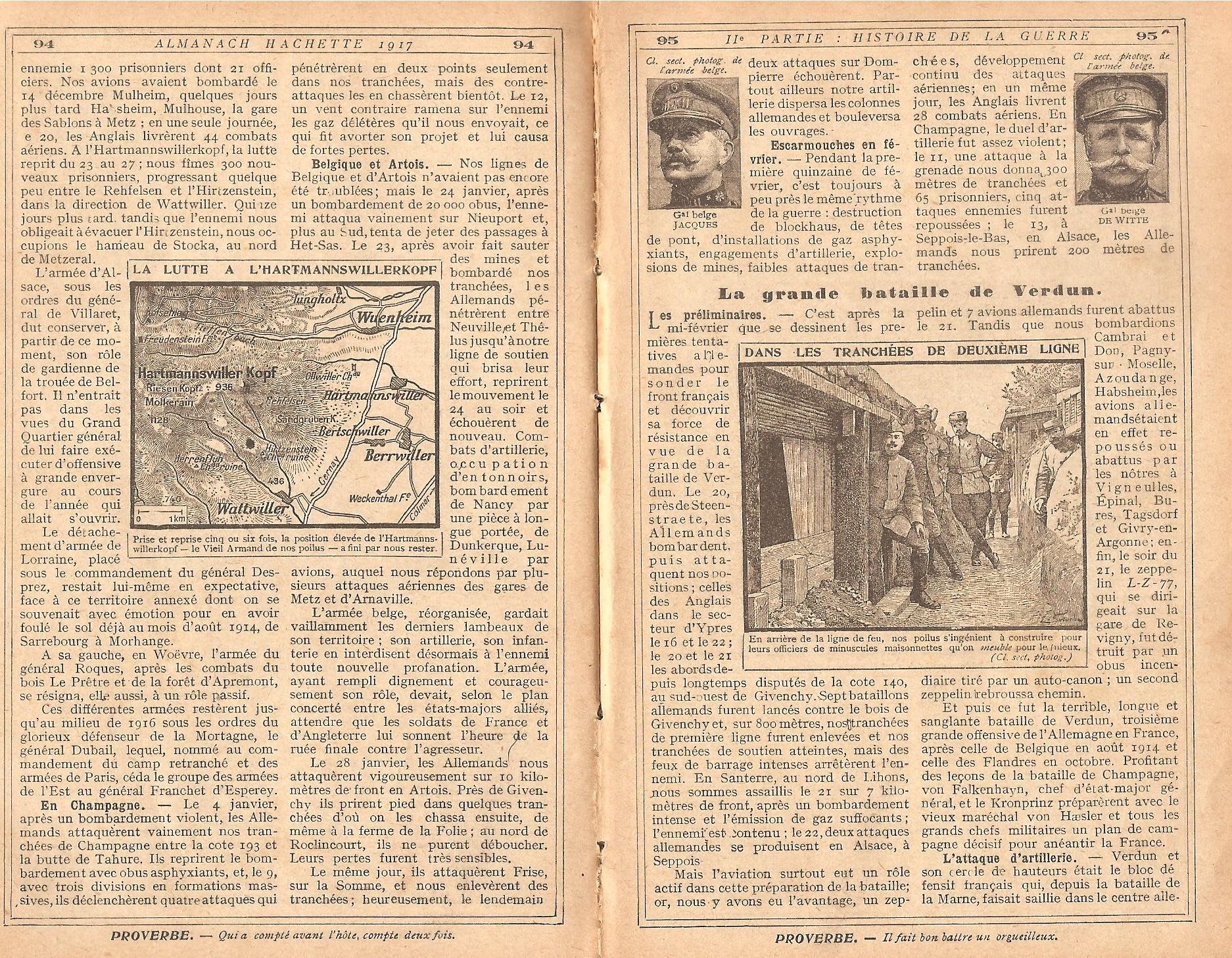 [ Histoires et histoire ] LE CENTENAIRE DE LA GRANDE GUERRE - Page 4 914751Verdun5