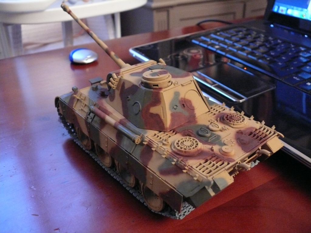 Panzerkampfwagen Panzer V Panther Ausf D. - Page 5 915307panther22