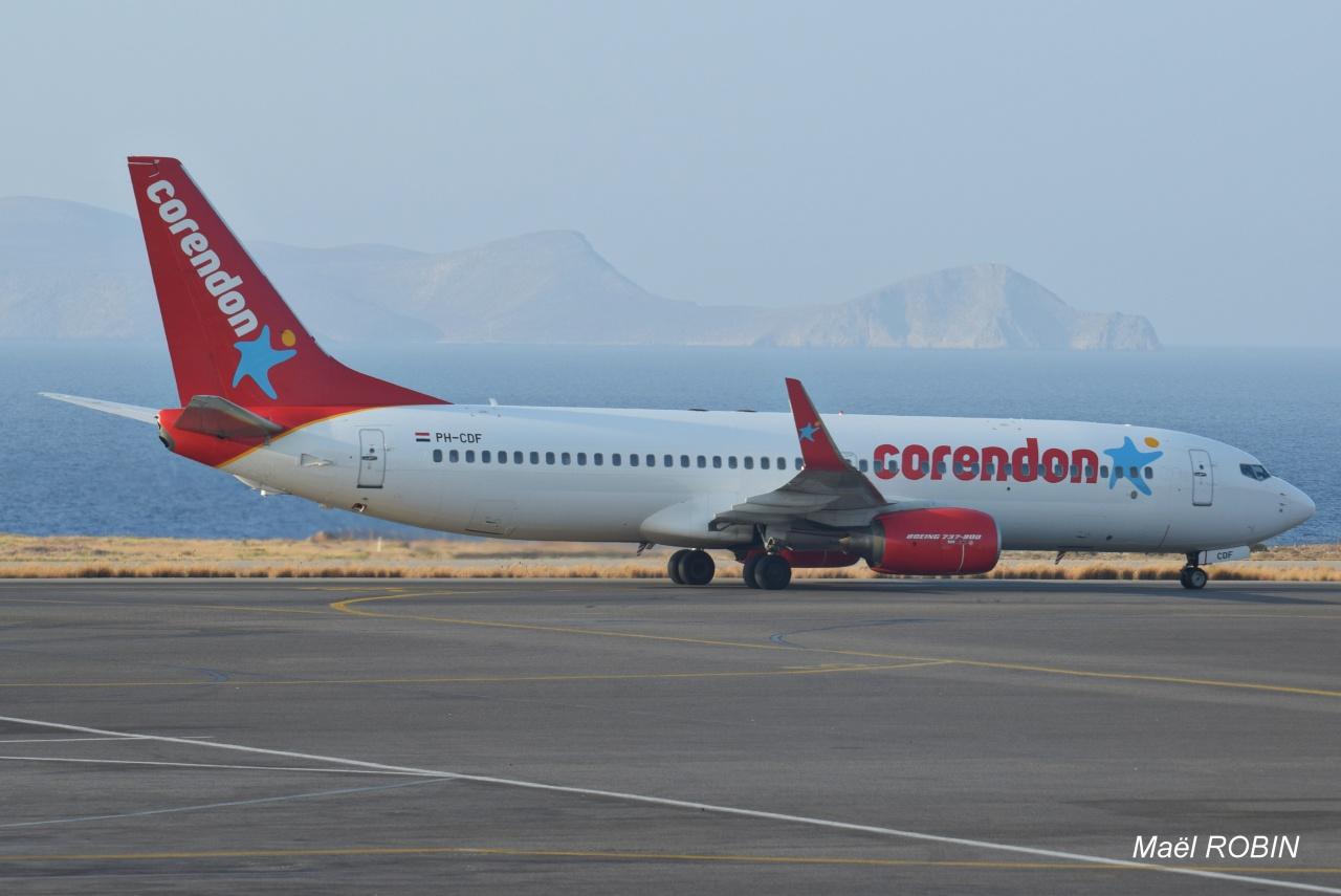 Heraklion International Airport (LGIR) Août 2016   915659DSC0596