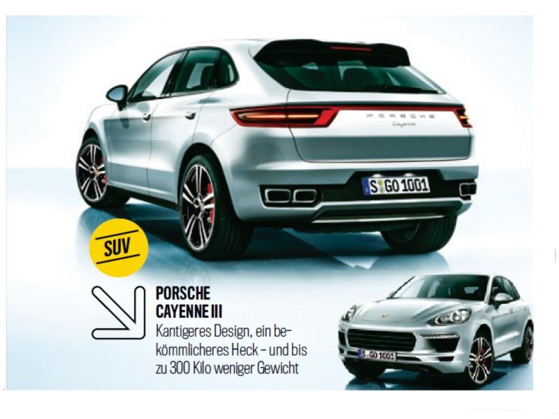 2016 - [Porsche] Cayenne III 915662cayenne