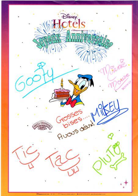 Un anniversaire chez Mickey les 9 & 10 juin 2011 - Hôtel Cheyenne  917131img004