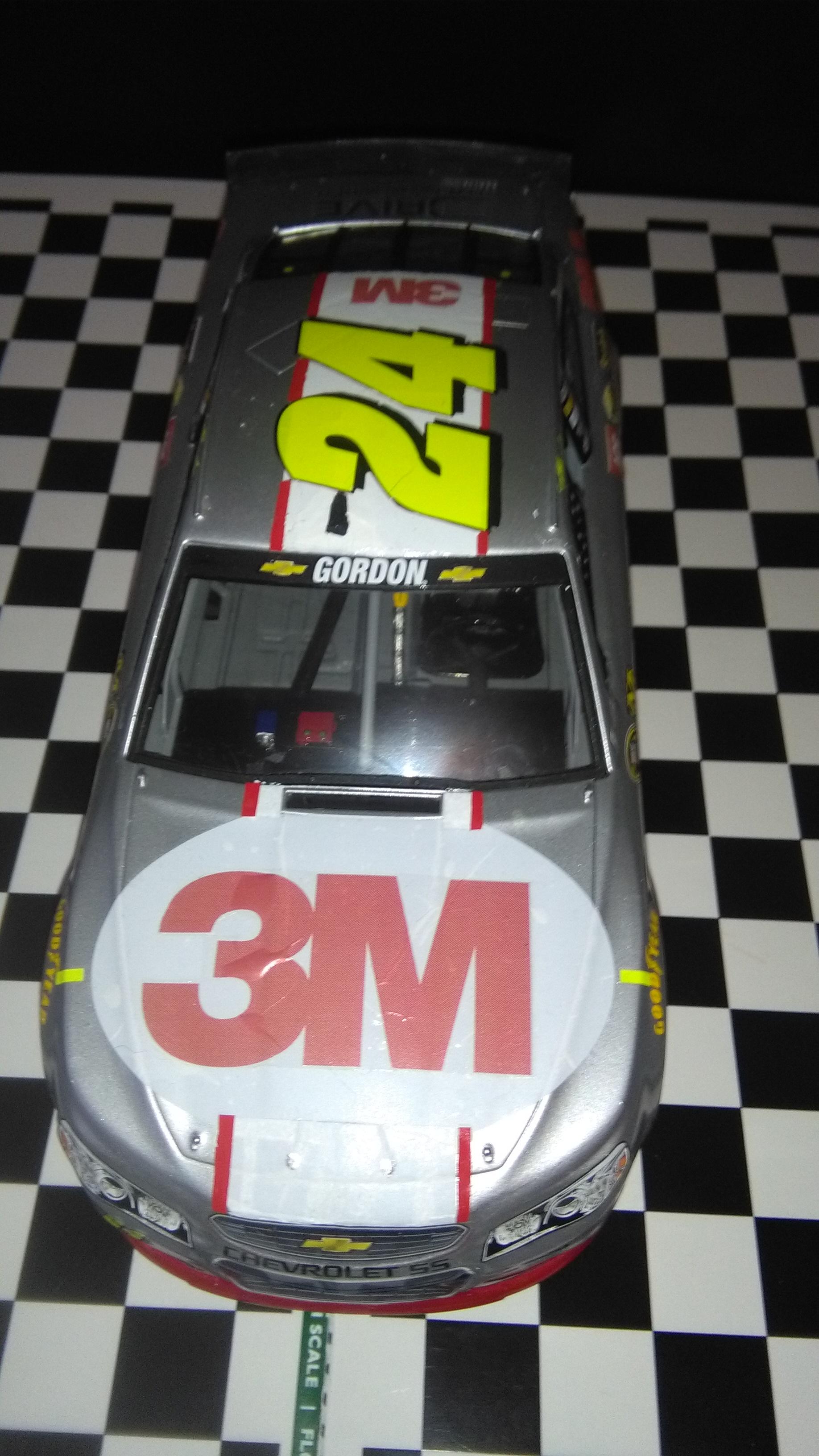 Chevrolet SS 2015 #24 Jeff Gordon 3M 917137IMG20170320183501