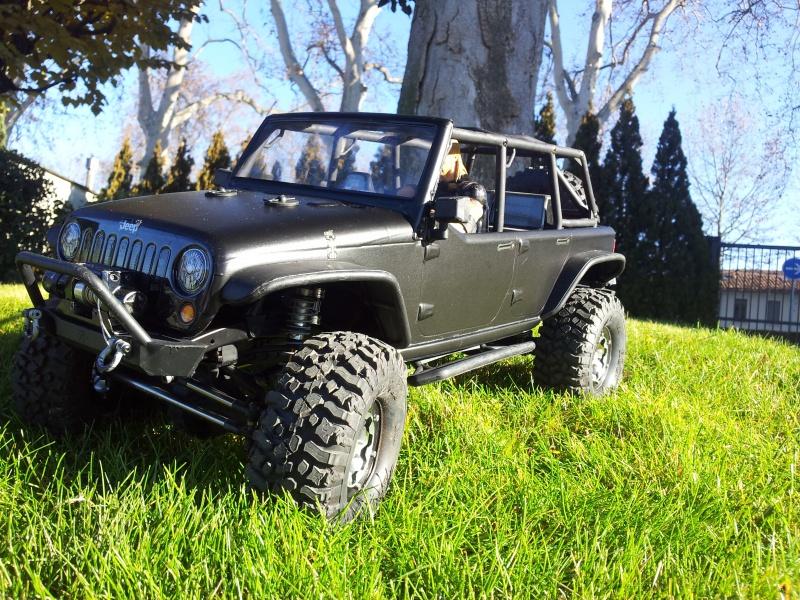 Jeep Wrangler Unlimited Rubicon kit de Marcogti 91726320131215113412