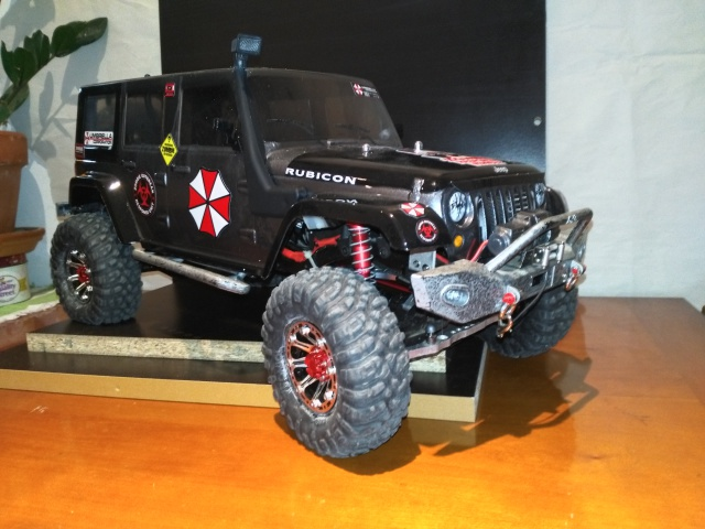 axial Scx10 - Jeep Umbrella Corp Fin du projet Jeep - Page 6 917574IMG20161024170507