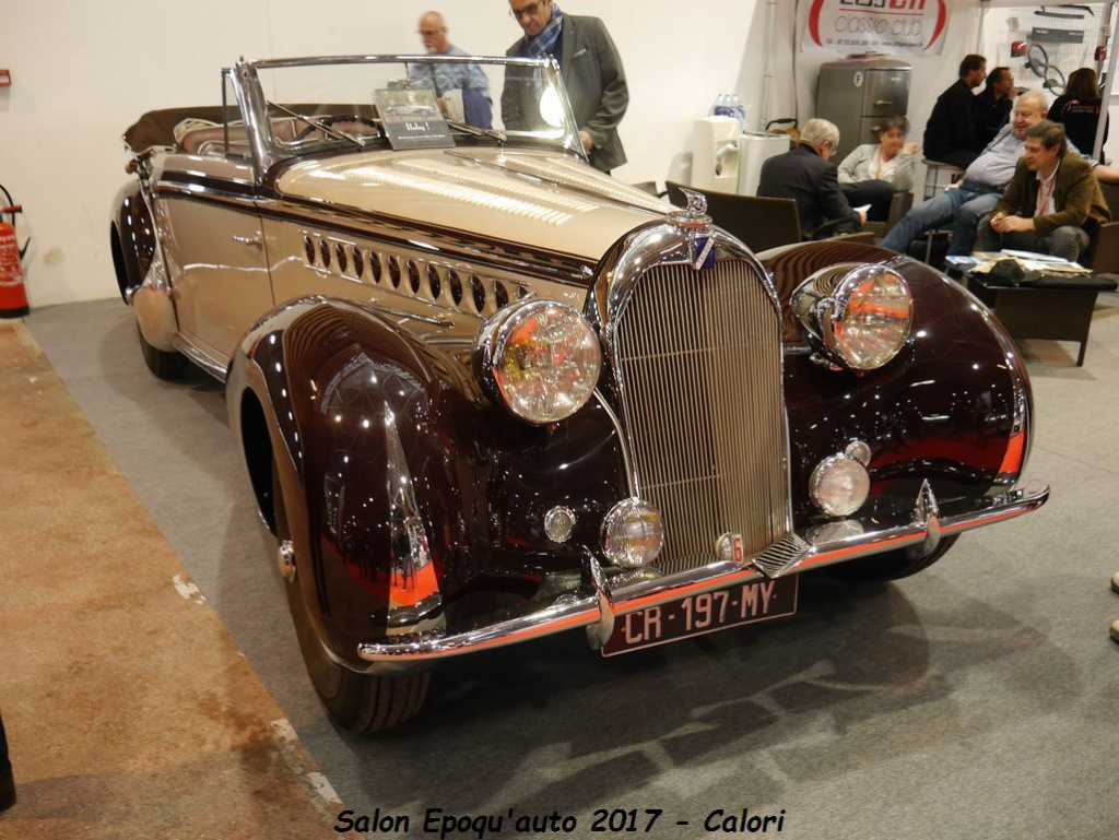 [69] 39ème salon International Epoqu'auto - 10/11/12-11-2017 - Page 5 917642P1070633