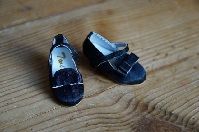 [Vds] Vêtements pullip & co / Handmade - Shoes YoSd satin 917867DSC06866