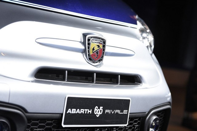 Informations Abarth 695 Rivale 175th Anniversary la performance Abarth, l'élégance Riva 918148170612Abarth695Rivale16