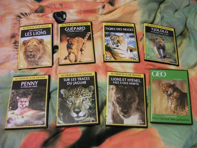 DVD documentaires, films animaliers... - Page 3 918364DSCF7099