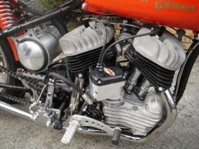 Harley de course 919550WLAcoursemoteur