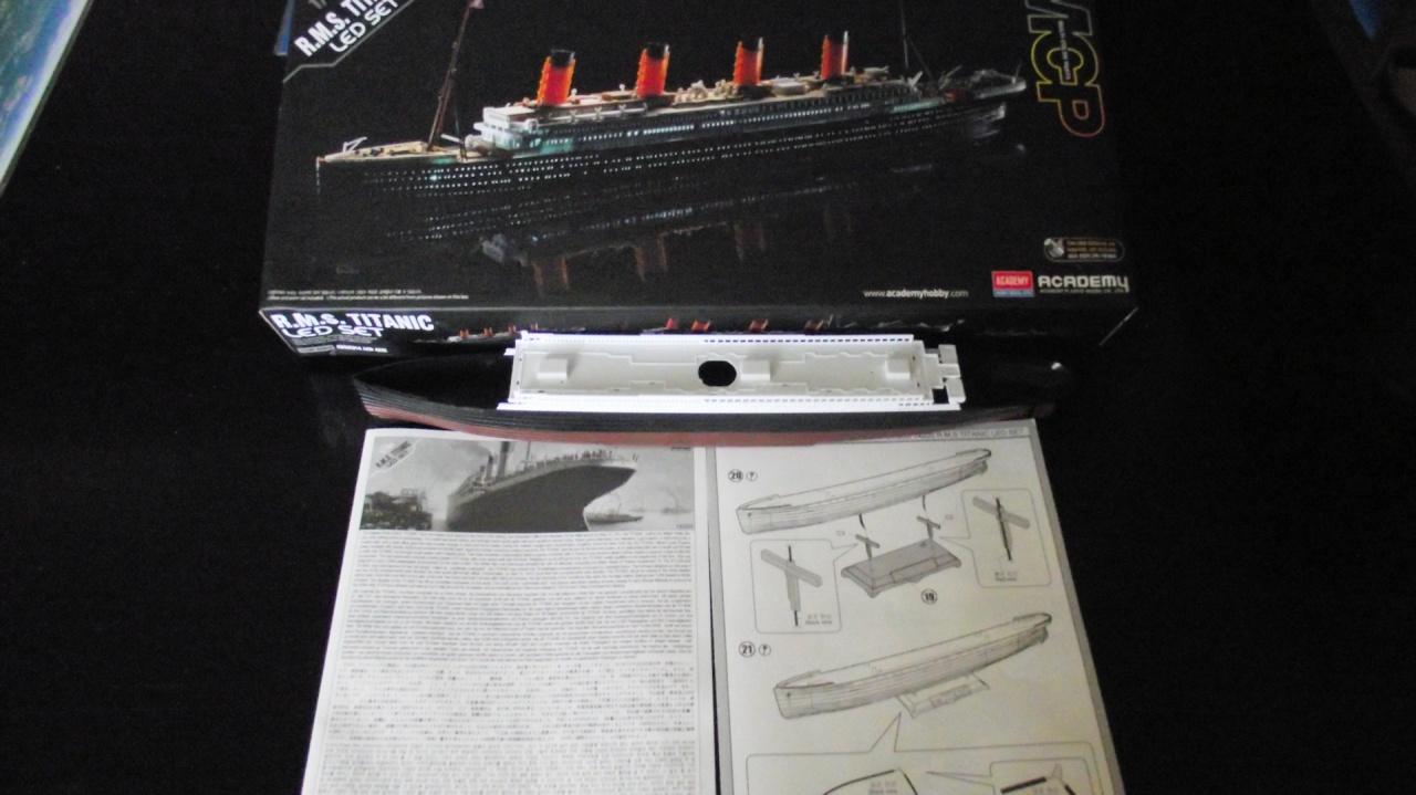 Titanic Academy au 1x700 avec leds 920840TitanicAcademy1
