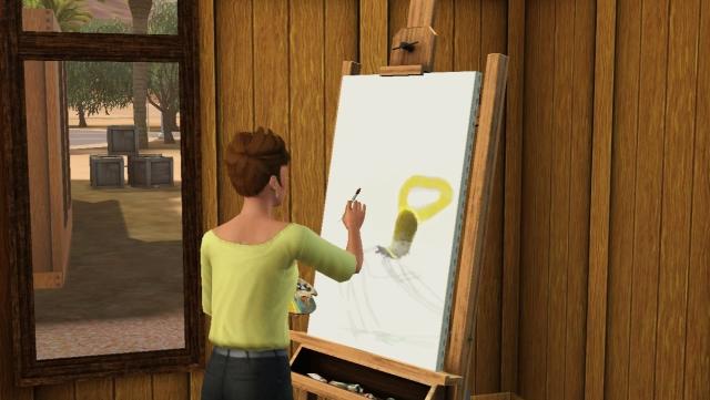 [Challenge] Vie d'artiste - Page 2 921618Etape113