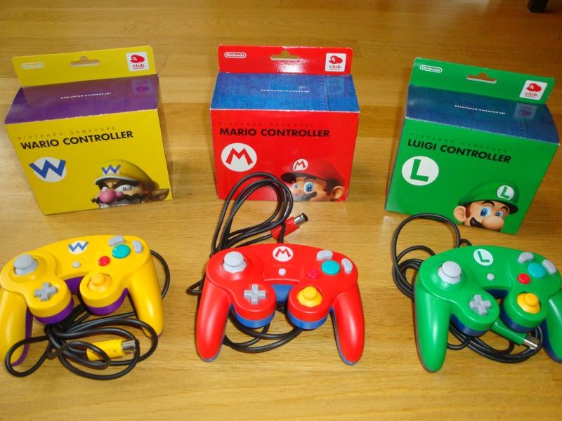 (MAJ : Manette Smash) Nintendo annonce un adaptateur manette de Gamecube pour la WIIU 921755dsc02225