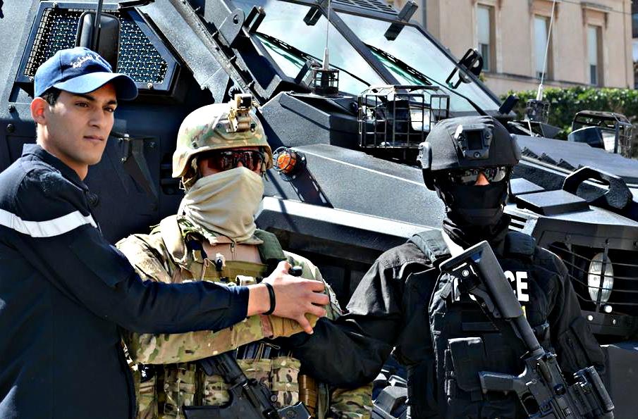Armée Tunisienne / Tunisian Armed Forces / القوات المسلحة التونسية - Page 9 92378466ff