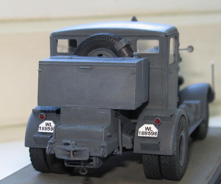 tracteur Hanomag SS 100  Takom 1/35 924572IMG0038