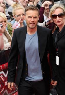 Gary arrive à l'audition de X Factor à Birmingham 1/06/11 924698MQ003