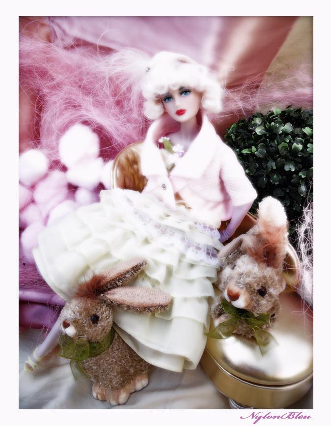 Mini Gene et les petits lapins de Paques.... 925019aDSCF7695