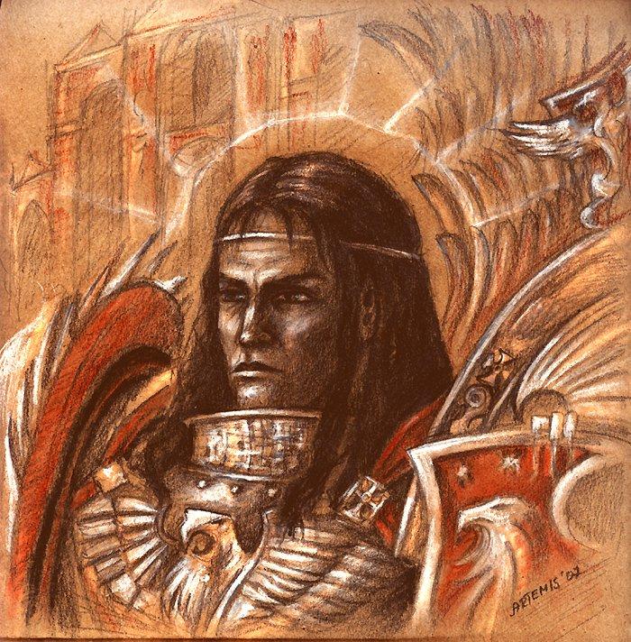 [W30K] L'Empereur de l'Humanité / The Emperor of Mankind 925279theemperorofmankindbynoldofinve