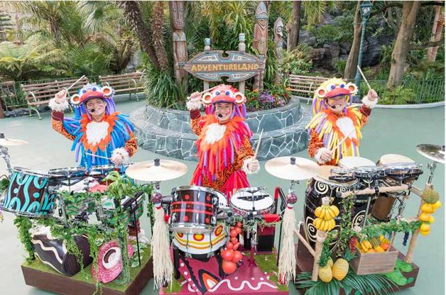 [Tokyo Disney Resort] Le Resort en général - le coin des petites infos - Page 11 926363w445